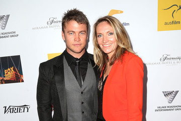 Luke Hemsworth Australians in Film Awards Benefit Gala