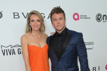 Luke Hemsworth 25th Annual Elton John AIDS Foundation's Oscar Viewing Party With Cocktails by Clase Azul Tequila and Chopin Vodka