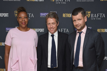 Luke Parker Bowles BAFTA New York With Tribeca Shortlist Hosts 'In Conversation With Hugh Grant'