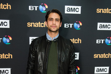 Luke Pasqualino 'Snatch' TV Show Premiere - Red Carpet Arrivals