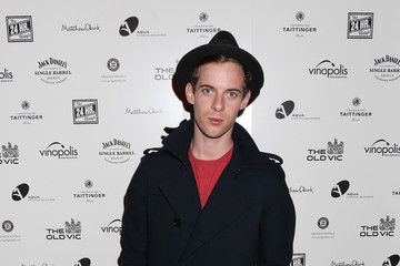 Luke Treadaway 24 Hour Musicals - After Party