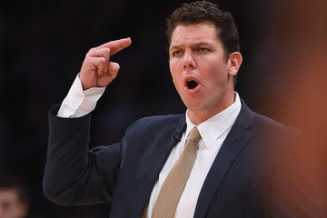 Luke Walton Los Angeles Clippers v Los Angeles Lakers