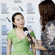Lulu Wang American Airlines at The 2020 Film Independent Spirit Awards