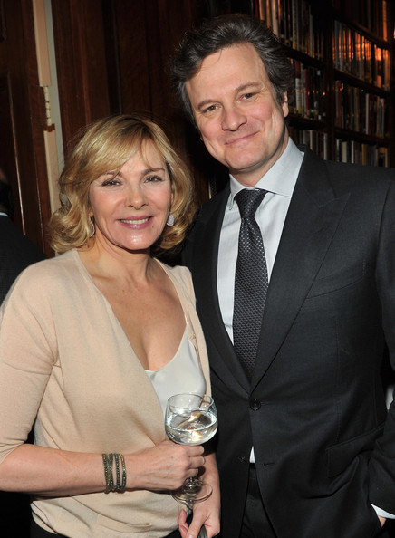 Colin Firth in Luncheon to Honor The Weinstein Company's ...