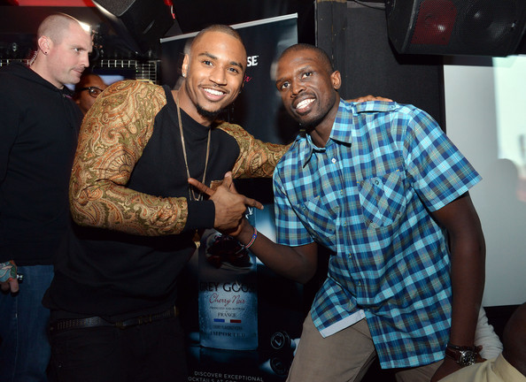 Luol deng photos photos grey goose cherry noir hosts vip bar and grey goose cherry noir hosts vip bar and after party at the trey songz chicago show m4hsunfo