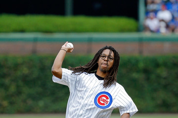 Lupe Fiasco St Louis Cardinals v Chicago Cubs