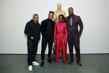 Lupita Nyong'o The Academy Of Motion Picture Arts & Sciences Hosts An Official Academy Screening Of 'Us'