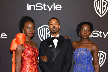 Lupita Nyong'o The 2019 InStyle And Warner Bros. 76th Annual Golden Globe Awards Post-Party - Red Carpet