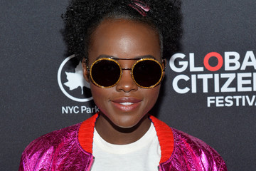 Lupita Nyong'o 2017 Global Citizen Festival: For Freedom. For Justice. For All. - VIP Lounge