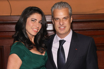 Eric Ripert with beautiful, Wife Sondra Ripert