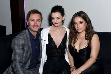 Lydia Hearst Chris Hardwick 13th Annual Women In Film Female Oscar Nominees Party Presented By Max Mara, Stella Artois, Cadillac, And Tequila Don Julio, With Additional Support From Vero Water - Inside