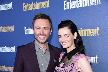 Lydia Hearst Chris Hardwick Entertainment Weekly Celebrates Screen Actors Guild Award Nominees at Chateau Marmont - Arrivals