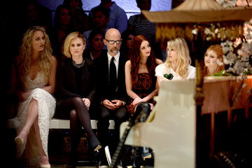 Lydia Hearst alice + olivia by Stacey Bendet and Neiman Marcus Present See-Now-Buy-Now Runway Show - Front Row and Backstage