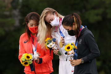 Lydia Ko Best 2020 Images of Tokyo 2020 Olympic Games