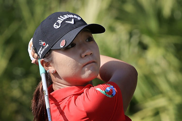 Lydia Ko CME Group Tour Championship - Round Two