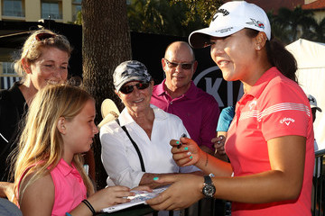 Lydia Ko CME Group Tour Championship - Round Three