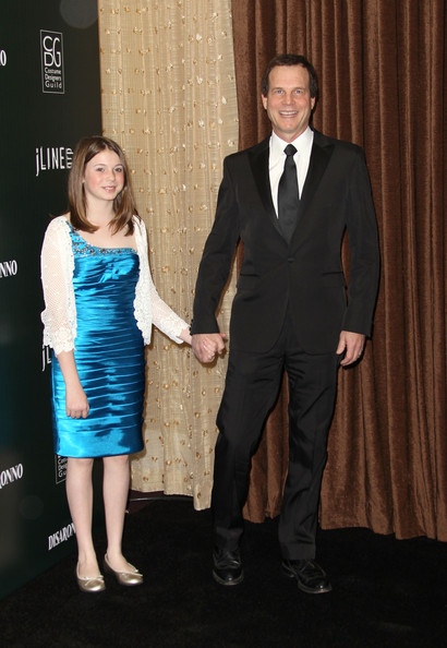 Photos and Pictures - Actor Bill Paxton (2ndL) with wife ...