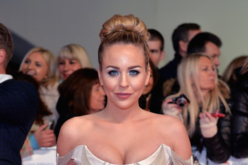 Lydia Rose Bright National Television Awards - Red Carpet Arrivals