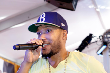Lyfe Jennings BET Fan Fest: Day 1