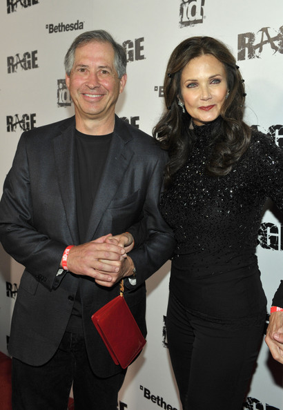 Lynda Carter and Robert A. Alt...