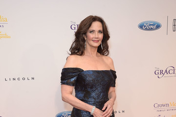 Lynda Carter 41st Annual Gracie Awards Gala - Arrivals