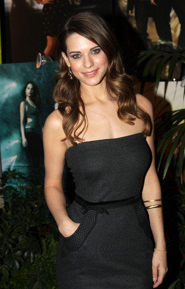 Lyndsy Fonseca Actress Lyndsy Fonseca attends The CW 39s 2011 Winter TCA Party