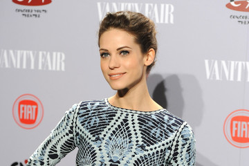Lyndsy Fonseca Vanity Fair Campaign Hollywood Young Hollywood Party