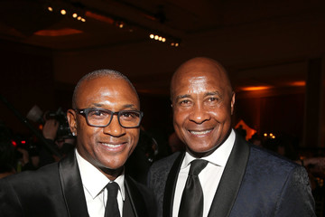 Lynn Swann Byron Allen's Oscar Gala Viewing Party To Support The Children's Hospital Los Angeles - Inside