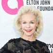Lynn Wyatt 27th Annual Elton John AIDS Foundation Academy Awards Viewing Party Sponsored By IMDb And Neuro Drinks Celebrating EJAF And The 91st Academy Awards - Red Carpet