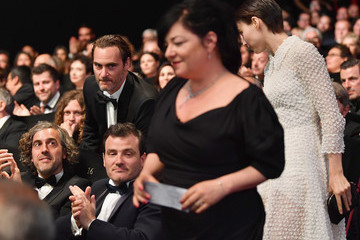 Lynne Ramsay Closing Ceremony - The 70th Annual Cannes Film Festival