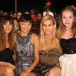 Lyrica Woodruff Nicole Miller - Front Row - Mercedes-Benz Fashion Week Spring 2015