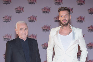 M.Pokora 17th NRJ Music Awards - Red Carpet Arrivals at Palais Des Festivals In Cannes