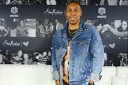 """The MACRO Lodge And Shea Moisture Present """"Leaving The Door Open Behind You Panel"""" With Lena Waithe And Cara Sabin"""