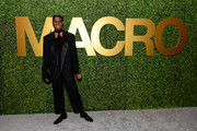Miss J Alexander attends the 3rd Annual MACRO Pre-Oscar Party on February 06, 2020 in West Hollywood, California.