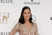 Ana Ivanovic arrives at the Bambi Awards 2016 at Stage Theater on November 17, 2016 in Berlin, Germany.