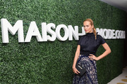 Petra Nemcova attends MAISON-DE-MODE.COM Sustainable Style Gala at Sunset Tower on February 23, 2019 in Los Angeles, California.