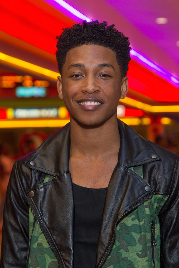 The Maze Runner Jacob Latimore And Blake Cooper