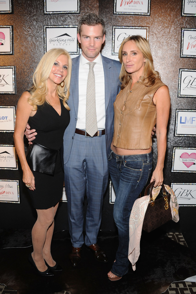 Sonja Morgan Ryan Serhant Photos Photos Zimbio