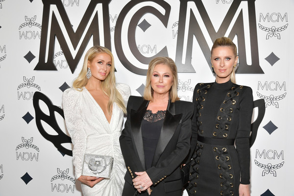 MCM Global Flagship Store Grand Opening On Rodeo Drive - Arrivals