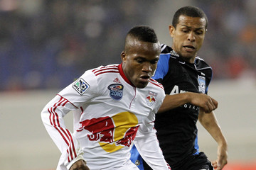 Geovanni MLS Playoffs - San Jose Earthquakes v New York Red Bulls - 2nd Leg