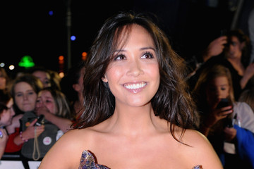 Myleene Klass MOBO Awards 2011 - Outside Arrivals