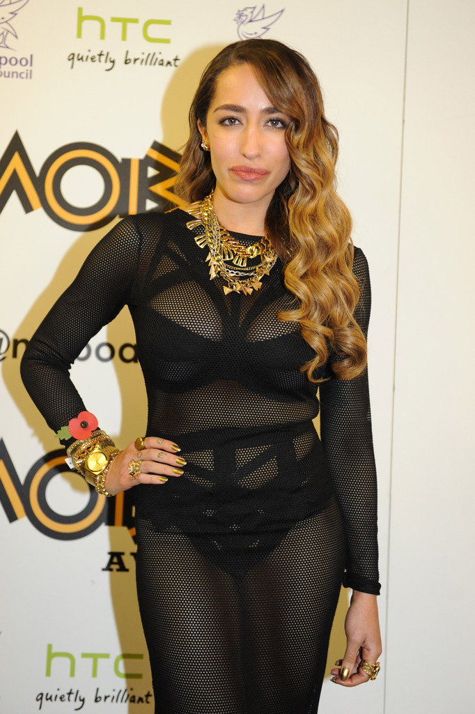 Delilah Photos Photos Mobo Awards Awards Room Zimbio