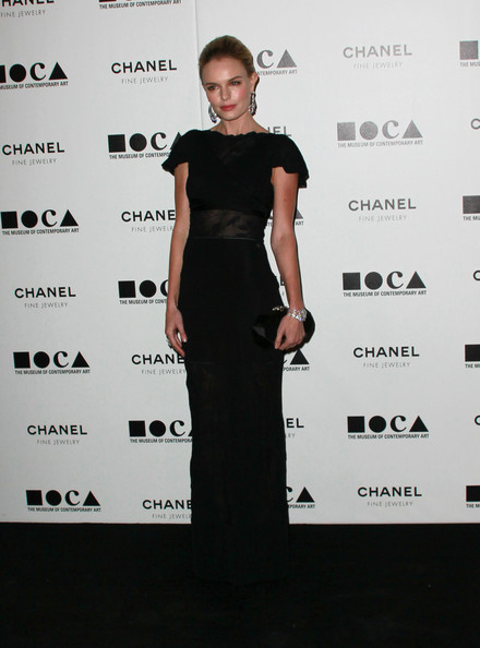 "Actress Kate Bosworth arrives at ""The Artist's Museum Happening"" MOCA Los Angeles Gala held at MOCA Grand Avenue on November 13, 2010 in Los Angeles, California."
