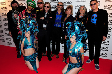 Hawkwind The MOJO Honours List - Award Ceremony:Arrivals