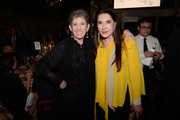 Beth Rudin DeWoody and Marina Abramovic attend MOMA's Party in the Garden 2018 at The Museum of Modern Art on May 31, 2018 in New York City.