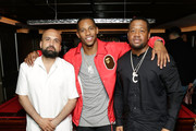 MTV 'Champs vs. Pros' Victor Cruz Screening Party