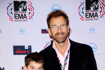 Edgar Bronfman MTV Europe Music Awards 2010 - Arrivals