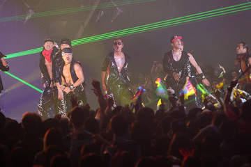 Exile MTV World Stage VMAJ 2010 - Show