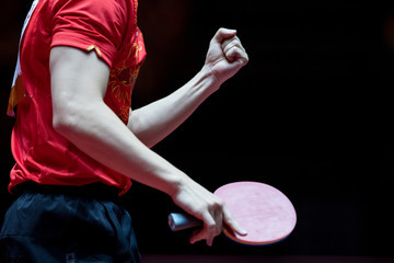 Ma Long Table Tennis World Championship - Day 6