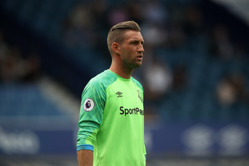 Maarten Stekelenburg Everton vs. Valencia - Pre-Season Friendly